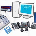 telecom postpaid biling system