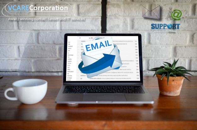 Email Support Center