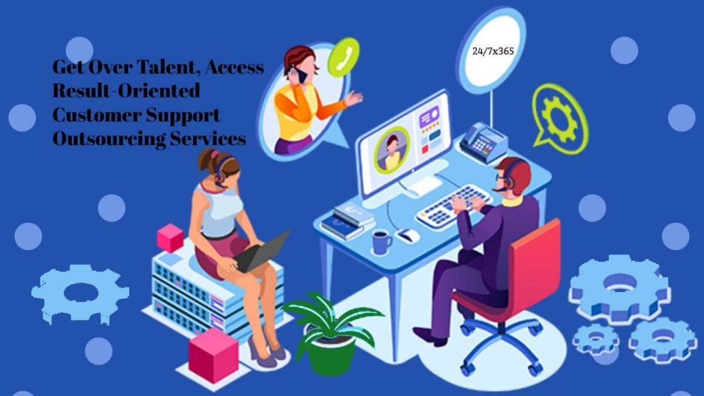 customer support outsourcing service